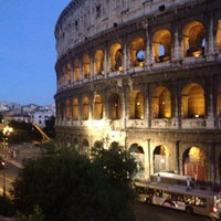 Photo taken at Colosseum by Vika K. on 9/17/2013