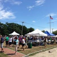 Photo taken at Fisherman's Fair by Dustin G. on 8/10/2013