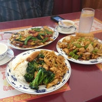 Photo taken at Happy Chinese Restaurant by Everett R. on 4/5/2013