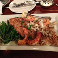 Photo taken at Pappas Seafood House by Ben B. on 6/24/2013