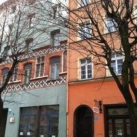 Photo taken at Rynek by Anna Maria on 11/24/2012