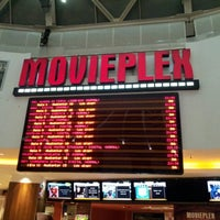 Photo taken at Movieplex by ChiefRA on 11/9/2012
