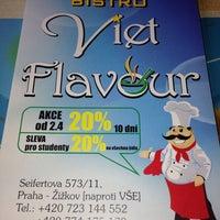 Photo taken at Viet Flavour by Jakub H. on 4/4/2013