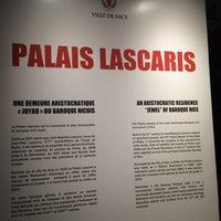 Photo taken at Palais Lascaris by Elena Z. on 9/23/2016