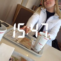 Photo taken at Hesburger by Tove B. on 3/10/2016