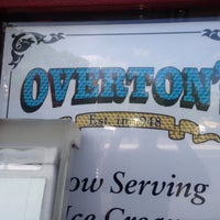 Photo taken at Overton's by Nicole R. on 6/9/2013