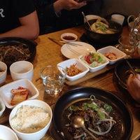 Photo taken at Eid (Korean Muslim Restaurant) by aizuddin s. on 3/24/2017