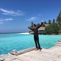 Photo taken at Paradise Island Maldives by aizuddin s. on 3/10/2017