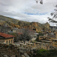 Photo taken at Cappadocia Abras Cave Hotel by Emre T. on 4/12/2016