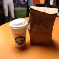 Photo taken at Dunkin' Donuts by Kevin-John B. on 10/14/2012