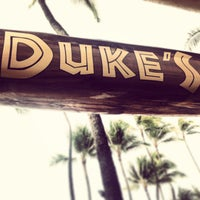 Photo taken at Duke's Waikiki by Tawni L. on 3/10/2013