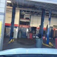 Photo taken at Burt Brothers Tire & Service by Justin J. on 2/16/2013
