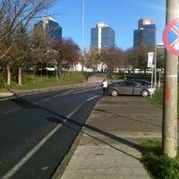 Foto scattata a İTÜ Ağaçlı Yol da Yener H. il 12/23/2012
