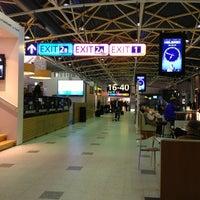 Photo taken at Terminal 1 by Jatta on 2/25/2013