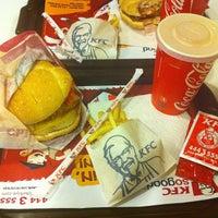 Photo taken at KFC by Mehmet Ş. on 3/22/2013