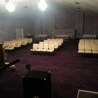Photo taken at Miracle Life Tabernacle by Michael C. on 12/12/2012
