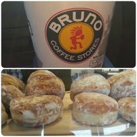 Photo taken at Bruno Coffee Stores by Nikos P. on 12/21/2015