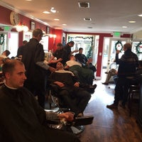 Photo taken at Capistrano Barbershop by Mike T. on 12/21/2013