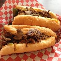 Photo taken at Little Joe's Italian Beef by Ray E. on 3/6/2013