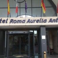Снимок сделан в Meliá Roma Aurelia Antica пользователем Manuel G. 5/11/2016