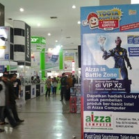 Photo taken at Jogja Expo Center (JEC) by Habib N. on 8/31/2014