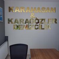 Photo taken at Karahasan Deniz Nakliyat by Berkay Semahat on 6/2/2017