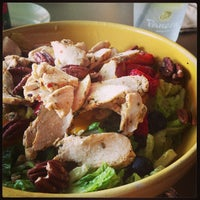 Photo taken at Panera Bread by Christine G. on 8/18/2013