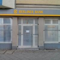 Photo taken at Berliner Bank by Isarmatrose on 5/1/2014