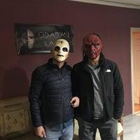 12/1/2017 tarihinde Hasan S.ziyaretçi tarafından Odadan Kaçış (Evden Kaçış ve Korku Evi)'de çekilen fotoğraf