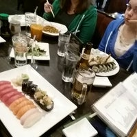 Photo taken at Sushi Ya by Melissa J. on 2/1/2015