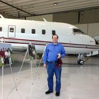 Photo taken at Preister Aviation by Richard E. on 9/20/2013