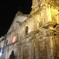 Photo taken at Basilica Minore del Santo Niño by Chinosky A. on 2/24/2013