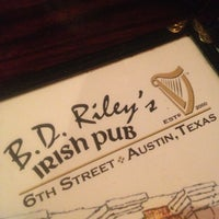 Photo taken at BD Riley's Irish Pub by Alexander M. on 7/4/2013