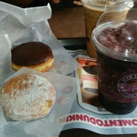 Photo taken at Dunkin' Donuts by Miguel C. on 1/28/2017