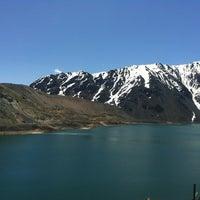 Foto tirada no(a) Camino Embalse El Yeso por Yudith S. em 11/2/2012