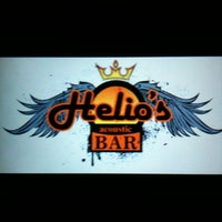 Photo taken at Helio's Bar by Anderson R. on 6/19/2013