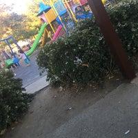 Photo taken at Cumhuriyet Parki by Nesil B. on 10/15/2016
