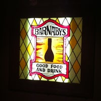 Photo taken at Barnaby's by Chrisor B. on 12/5/2012