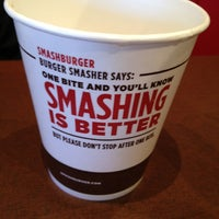 Photo taken at SmashBurger by Nadeem D. on 3/3/2013