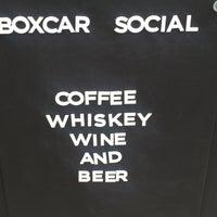 Photo prise au Boxcar Social par Mike F. le4/10/2018