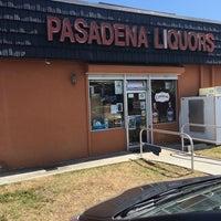Photo taken at Pasadena Liquors by C W. on 4/19/2017