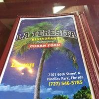 Photo taken at La Teresita Cuban Restaurant by C W. on 7/19/2017