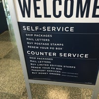 Photo taken at U.S. Post Office by C W. on 4/26/2017