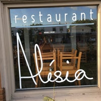 Photo taken at Alesia by C W. on 4/25/2017
