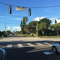 Photo taken at Light At 79th and Central Avenue by C W. on 7/18/2017