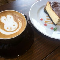 Photo taken at POSSE COFFEE by choice on 1/31/2015