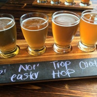 Photo taken at Chatham Brewing by Lynn on 7/17/2016