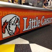 Photo taken at Little Caesars Pizza by Erik B. on 12/3/2012