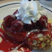 Photo taken at IHOP by Charles B. on 9/10/2013