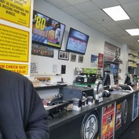 Photo taken at M.I.C. Tire Pros by funky f. on 12/17/2016